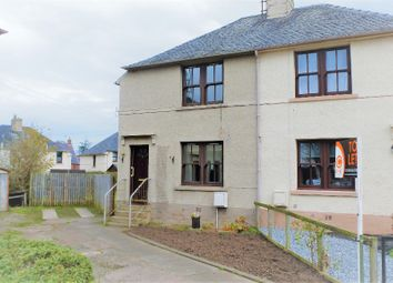 Thumbnail 2 bedroom semi-detached house to rent in Springfield Terrace, West Barns, Dunbar, East Lothian