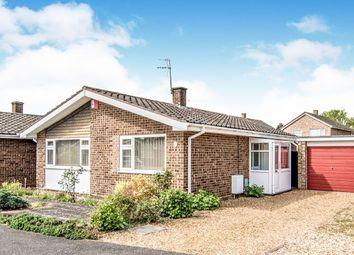 Thumbnail 2 bedroom bungalow for sale in Portland Close, Goldington, Bedford