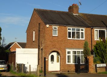 Thumbnail 3 bed semi-detached house for sale in Valley Road, Wellingborough