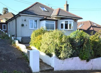 Thumbnail 4 bed detached bungalow for sale in Valley View Road, Plymouth, Devon