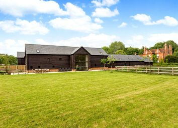 Thumbnail 5 bed property for sale in Bullsdown Farm, Bramley, Tadley