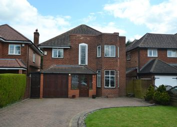 Winterbourne Road, Solihull B91. 4 bed detached house for sale