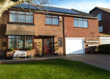 Thumbnail 5 bed semi-detached house for sale in Kennersdene, North Shields, Tyne And Wear