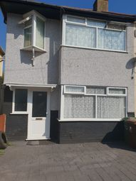 Thumbnail 3 bed terraced house to rent in Western Avenue, Dagenham East