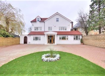 Thumbnail 7 bed detached house to rent in Camlet Way, Barnet