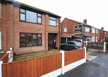 Thumbnail 3 bed semi-detached house for sale in Grant Road, Wigan