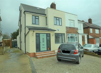 Thumbnail 4 bed semi-detached house to rent in Mount Grove, Edgware