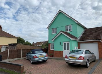 Thumbnail 3 bed link-detached house for sale in Manor Lane, Dovercourt, Harwich