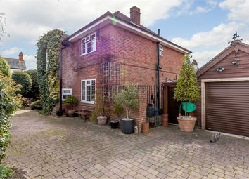 Thumbnail 4 bed detached house for sale in Grove Road, Lee-On-The-Solent, Hampshire