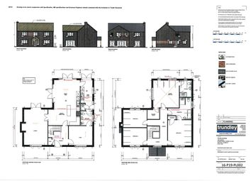 Thumbnail 4 bed detached house for sale in Bambers Lane, Emneth