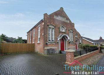 Thumbnail 3 bed property for sale in High Road, Repps With Bastwick, Great Yarmouth