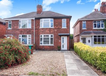 3 bed semi-detached house for sale in Basford Road, Nottingham NG6