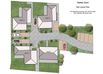Thumbnail 3 bed detached house for sale in Luke Street, Eynesbury, St. Neots