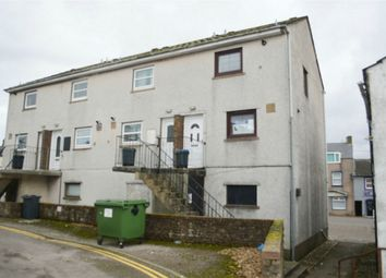 Thumbnail 2 bed maisonette for sale in Main Street, Egremont, Cumbria