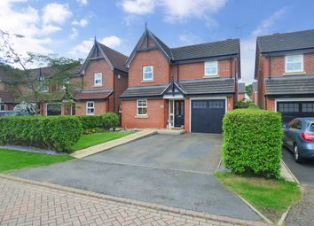 Thumbnail 4 bed detached house for sale in 55, Salt Meadows, Nantwich, Cheshire