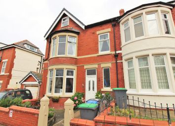 Thumbnail 5 bedroom end terrace house to rent in Redcar Road, Blackpool