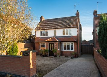 Thumbnail 4 bed detached house for sale in Huntington Road, Huntington, York