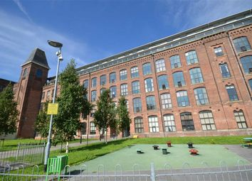Thumbnail 2 bedroom flat to rent in Victoria Mill, Reddish, Stockport, Greater Manchester