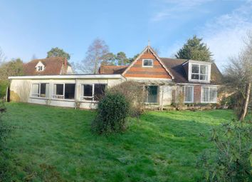Thumbnail 5 bed detached house for sale in Ostlers, Tenterden Road, Rolvenden, Cranbrook, Kent