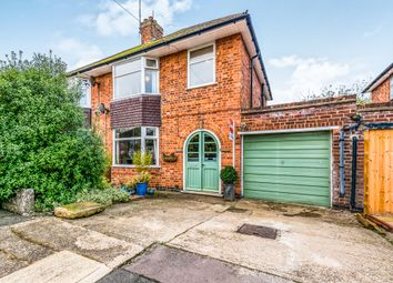 Thumbnail 3 bedroom semi-detached house for sale in Winchester Close, Delapre, Northampton