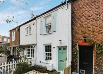 Thumbnail 2 bed terraced house for sale in Winters Road, Thames Ditton