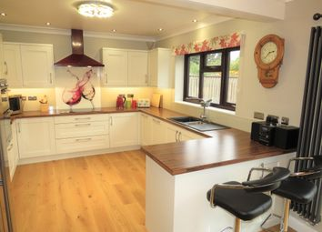 Thumbnail 5 bed detached house for sale in North Poulner Road, Ringwood