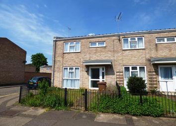 Thumbnail 3 bed end terrace house for sale in Eastgate, Eastgate, Peterborough, Cambridgeshire