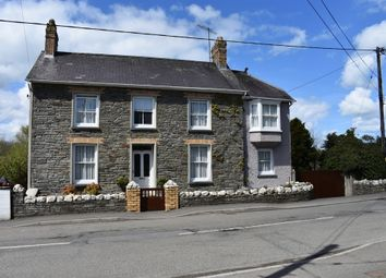 Thumbnail 3 bed detached house for sale in Drefach, Llandysul, Carmarthenshire