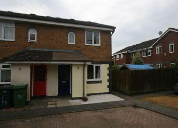 Thumbnail 2 bed terraced house to rent in The Cornfields, Hatch Warren, Basingstoke