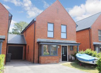 Thumbnail 3 bed link-detached house for sale in Reed Close, Swanmore, Southampton
