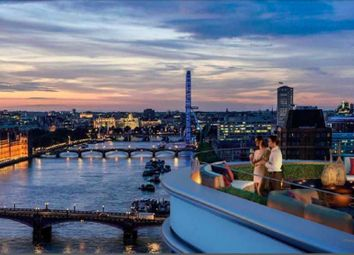 Thumbnail Studio for sale in Tower Two, The Corniche, Albert Embankment, London