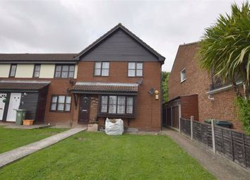 Thumbnail 2 bed flat for sale in Firs Court, Kent View Road, Basildon, Essex
