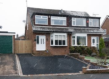 Thumbnail 3 bed semi-detached house for sale in Lower Manor Lane, Burnley