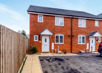 Thumbnail 3 bed semi-detached house for sale in Abbott Corner, Marston Moretaine, Bedford