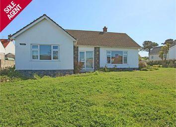 Thumbnail 3 bed detached bungalow for sale in Route De Cobo, Castel, Guernsey