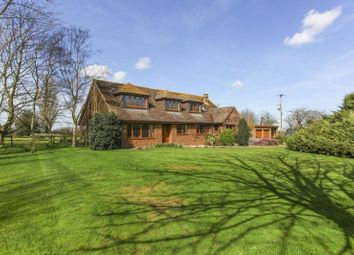 Thumbnail 4 bed detached house to rent in Nash, Ash, Canterbury.