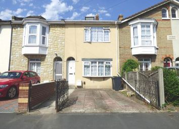 Thumbnail 3 bed terraced house for sale in Prince Of Wales Road, Gosport