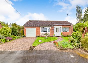 Thumbnail 2 bedroom detached bungalow for sale in Church Green, Long Sutton, Spalding