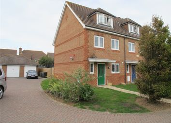 Tiger Moth Close, Lee-On-The-Solent, Hampshire PO13. 4 bed end terrace house