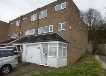 Thumbnail 3 bed town house for sale in Kempton Park Road, Bromford, Birmingham