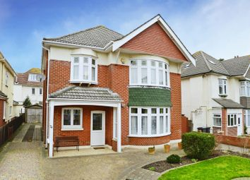 Thumbnail 6 bed detached house for sale in Kings Park Road, Bournemouth BH7.
