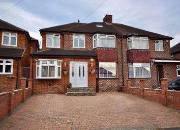 Thumbnail 6 bed semi-detached house for sale in Chiltern Crescent, Earley, Reading