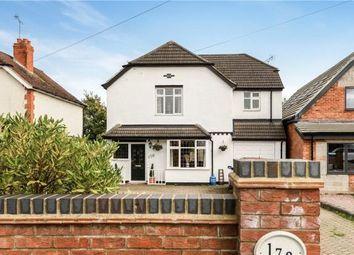 Thumbnail 3 bedroom detached house for sale in Loddon Bridge Road, Woodley, Reading