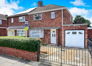 Thumbnail 2 bed semi-detached house for sale in Eastern Avenue, Dogsthorpe, Peterborough