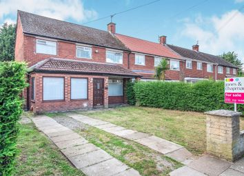 Thumbnail 4 bed terraced house for sale in Holmleigh Road, Liverpool