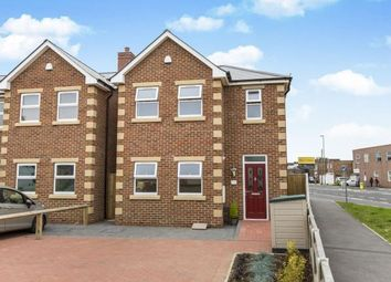 Thumbnail 3 bed detached house for sale in Mengham Avenue, Hayling Island, Hampshire