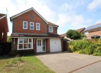 Thumbnail 4 bed detached house to rent in Centurion Walk, Kingsnorth, Ashford