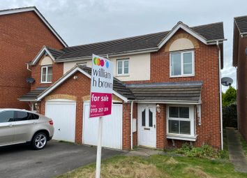 3 bed semi-detached house for sale in Manderston Chase, Armley, Leeds LS12