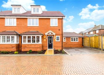 Thumbnail 5 bed semi-detached house for sale in Cressex Square, High Wycombe, Buckinghamshire