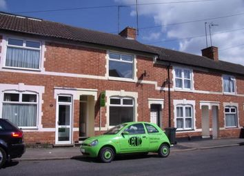 Thumbnail 2 bed terraced house to rent in Lancaster Road, Kettering